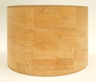 Cork Lampshades
