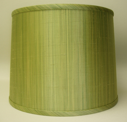 The lampshade gallery san diego california green dupioni silk the lampshade gallery san diego california green dupioni silk striped drum lampshade aloadofball Images